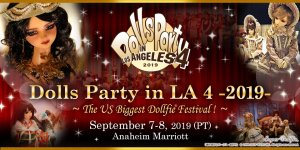 Dolls Party in LA 4 2019