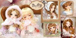 「天使の窓 9th Anniversary Fair」Dear SD お披露目