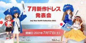 7月新作ドレス発表会
