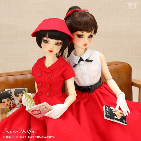 中原淳一・ぱたーん版 Super Dollfie Collection in 令和初春