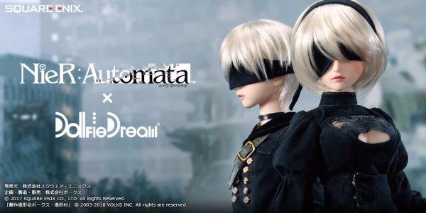 「NieR:Automata × Dollfie Dream」お届けに関するご案内