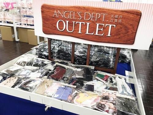 【ドルパ44】ANGEL'S DEPT. ~天使の百貨店~ in 天使のすみかSHOP