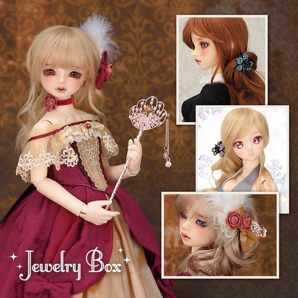 1月23日(土)ドルパ44 アフターイベント発売 Jewelry Box