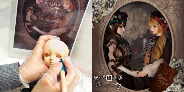 想いでの街、原宿 15th Anniversary 記念インタビュー・1 ~SDメイクアップアーティスト・Ciera~