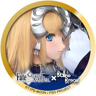 Fate/Grand Order × Dollfie Dream®