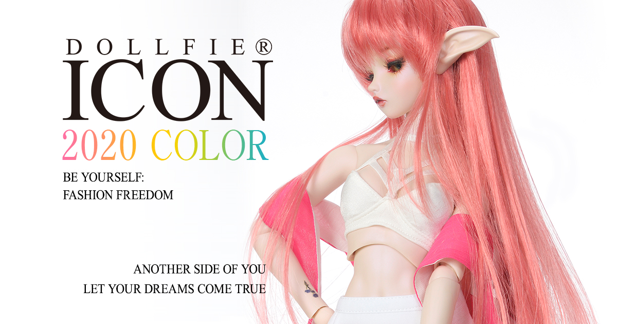 Dollfie ICON 2020 COLOR