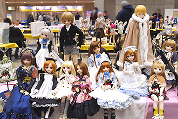 Dolls Party After Report