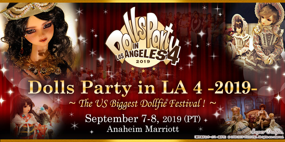 Dolls Party in LA 4 2019