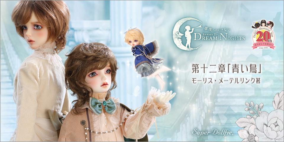 第十二章「青い鳥」 夢夜へのいざない - Journey to Dream Nights