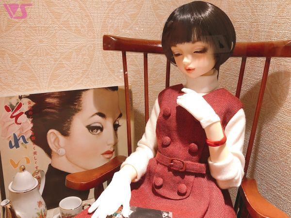 「Super Dollfie® 中原淳一・ぱたーん版 令和初春 展示会 in 天使の里」開催中