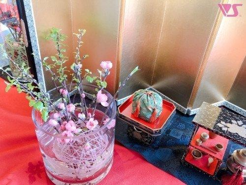 【開催中止】四季の華の会-如月-桃のご案内
